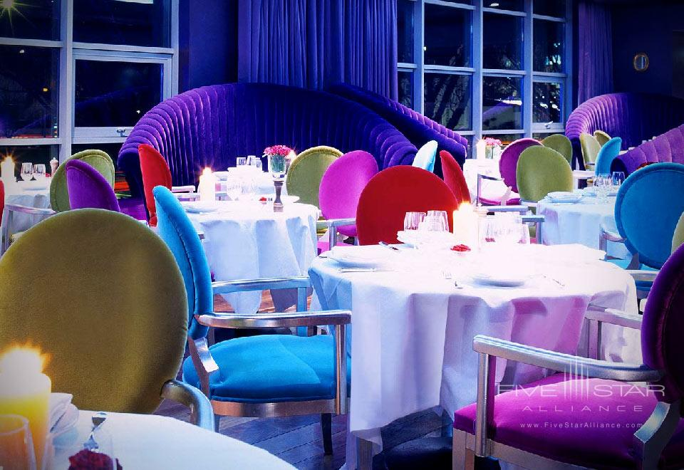 Gigis Restaurant at The g Hotel Galway