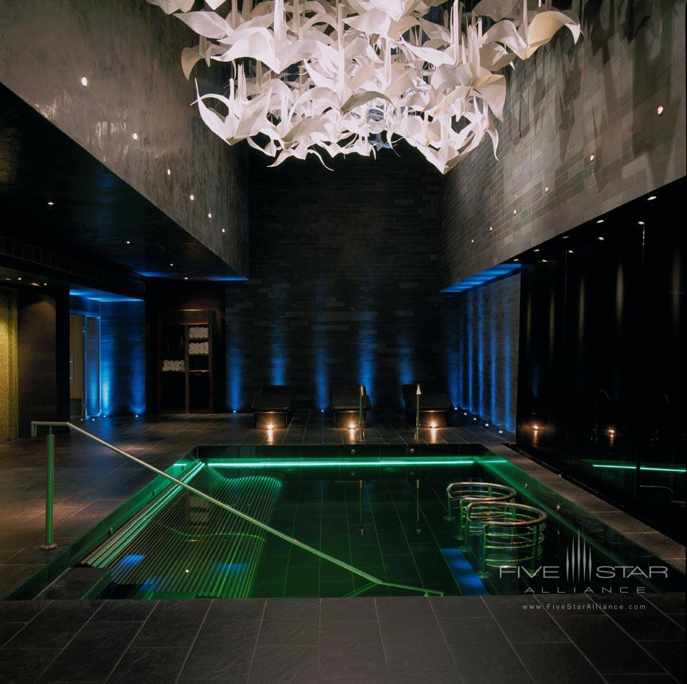 Thermal Suite at The g Hotel Galway