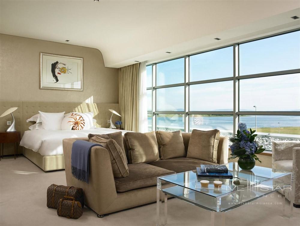 Junior Suite at The g Hotel Galway