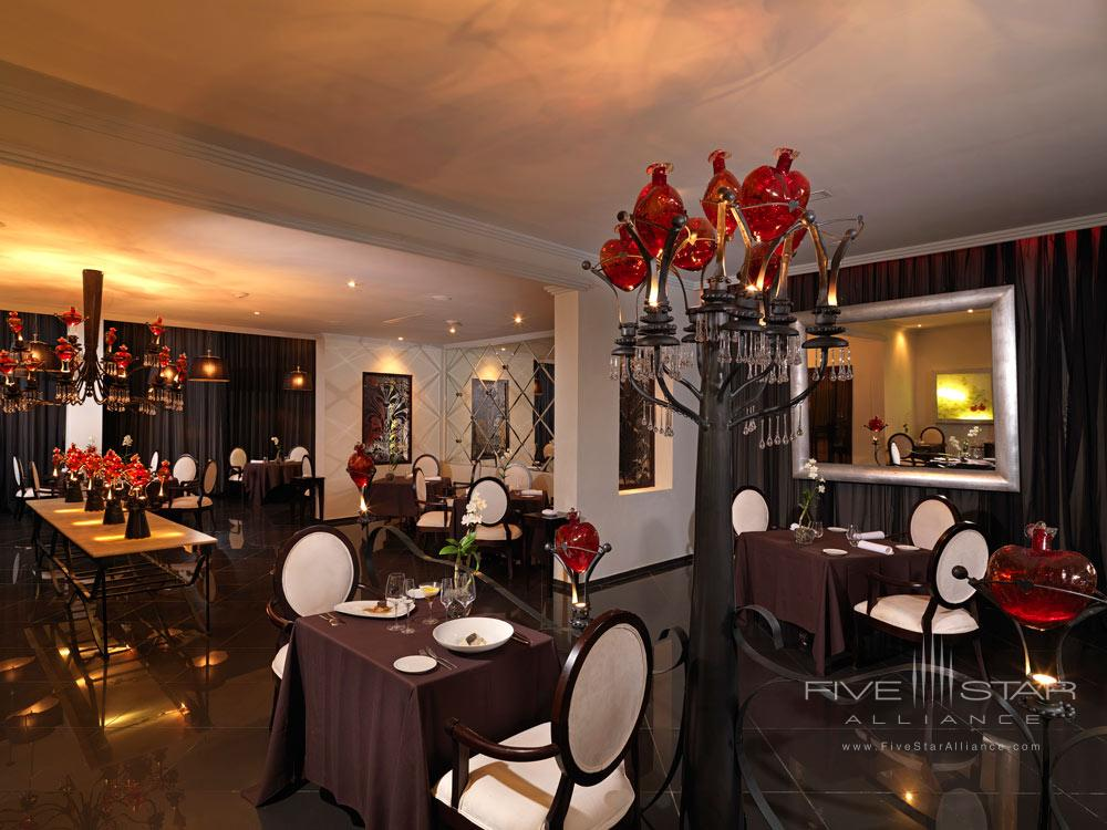 Restaurant Passion By Martin Berasategui onsite at Paradisus Palma Real All Inclusive, Punta, Cana