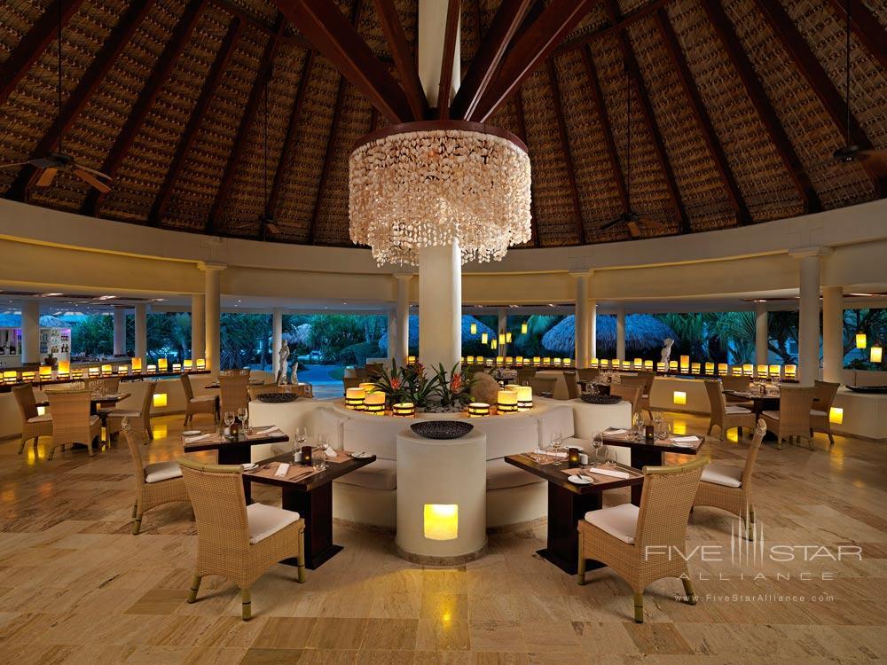 Fuego Restaurant onsite at Paradisus Palma Real All Inclusive, Punta, Cana