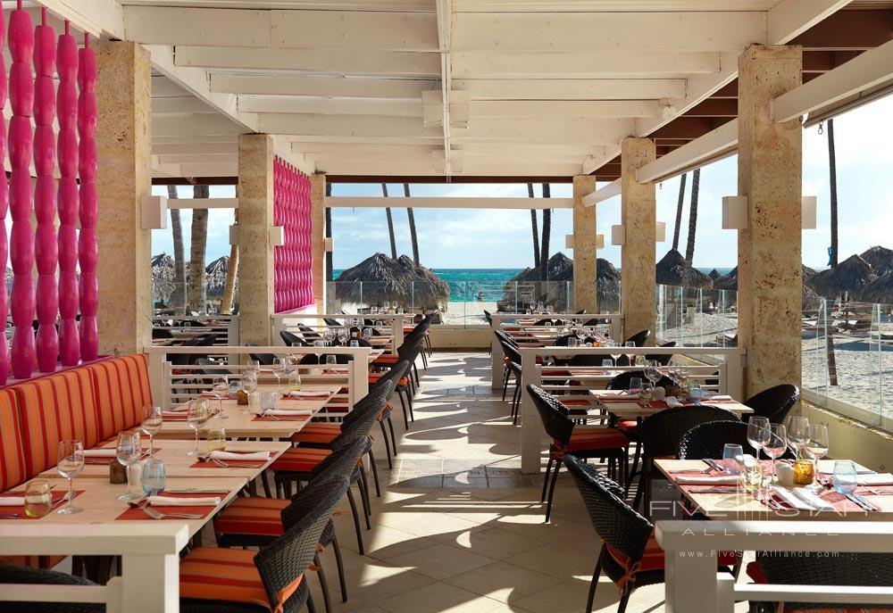 Blue Agave Restaurant onsite at Paradisus Palma Real All Inclusive, Punta, Cana
