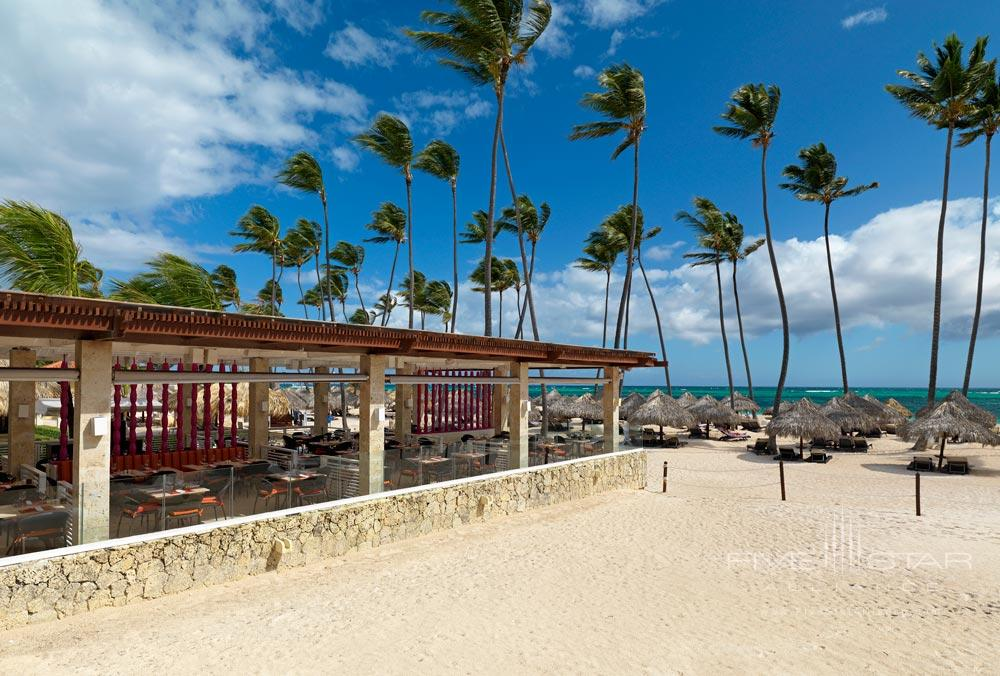 Blue Agave Restaurant Exterior at Paradisus Palma Real All Inclusive, Punta, Cana