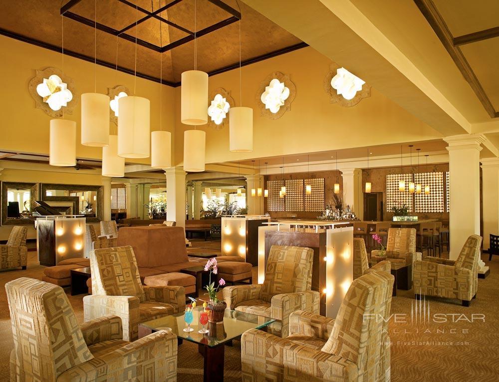 Lobby and Bar at Paradisus Palma Real All Inclusive, Punta, Cana