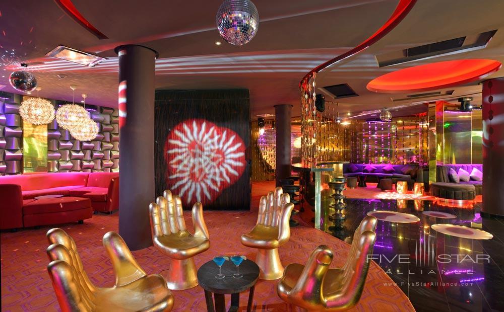 Red Lounge at Paradisus Palma Real All Inclusive, Punta, Cana