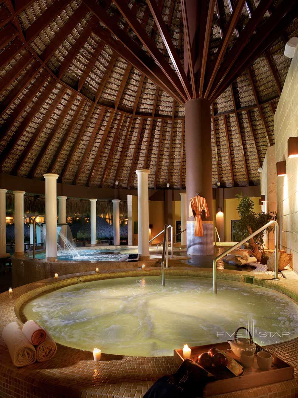 Pool Water Ritual Spa at Paradisus Palma Real All Inclusive, Punta, Cana