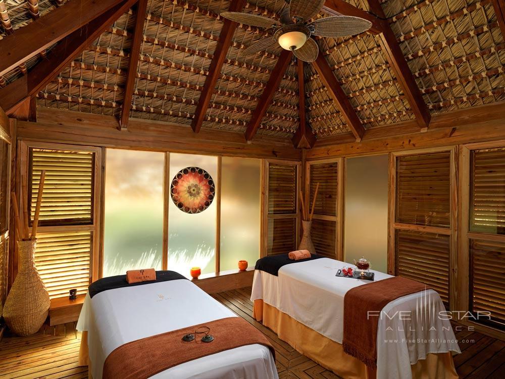 Massage Cabin at Paradisus Palma Real All Inclusive, Punta, Cana