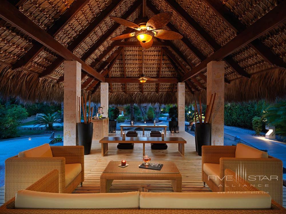 Spa Zen Lounge at Paradisus Palma Real All Inclusive, Punta, Cana