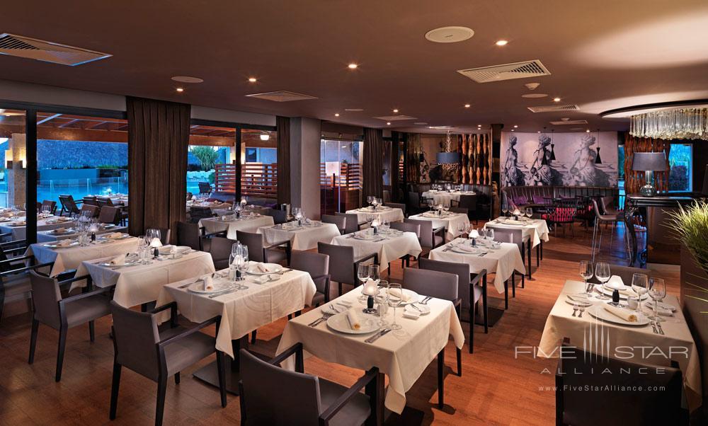 Pallazzo Restaurant at Paradisus Palma Real All Inclusive, Punta, Cana