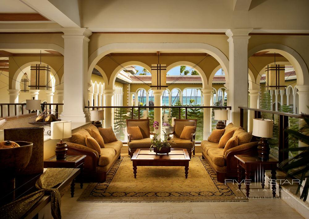Lobby of The Paradisus Palma Real All Inclusive, Punta, Cana