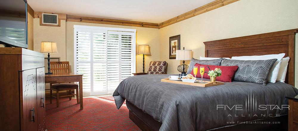Premium King Guestroom at Tenaya Lodge at YosemiteFish CampCA