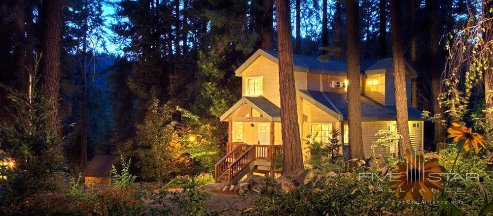 Cottages at Tenaya Lodge at Yosemite, Fish Camp, CA
