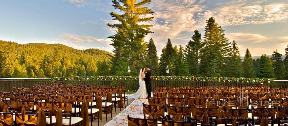 Wedding Venue at Tenaya Lodge at YosemiteFish CampCA