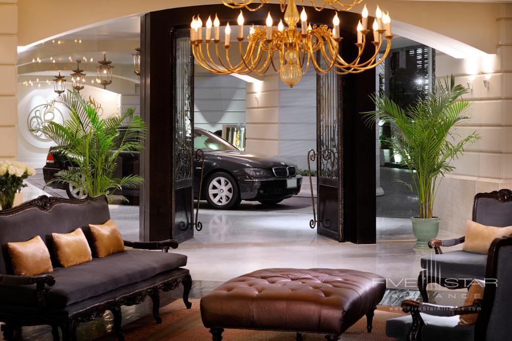 Lobby at Tower Club at LebuaThailand