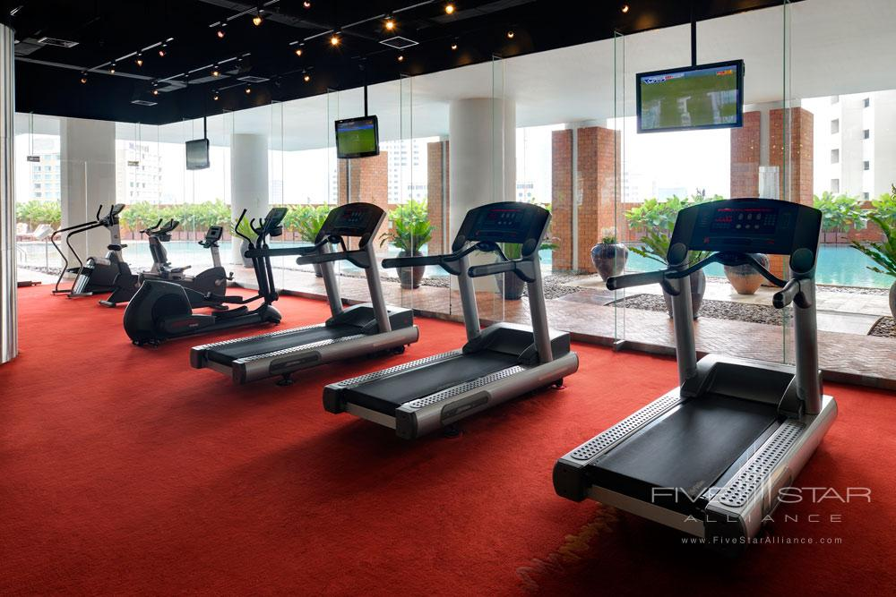 Fitness Center at Tower Club at LebuaThailand