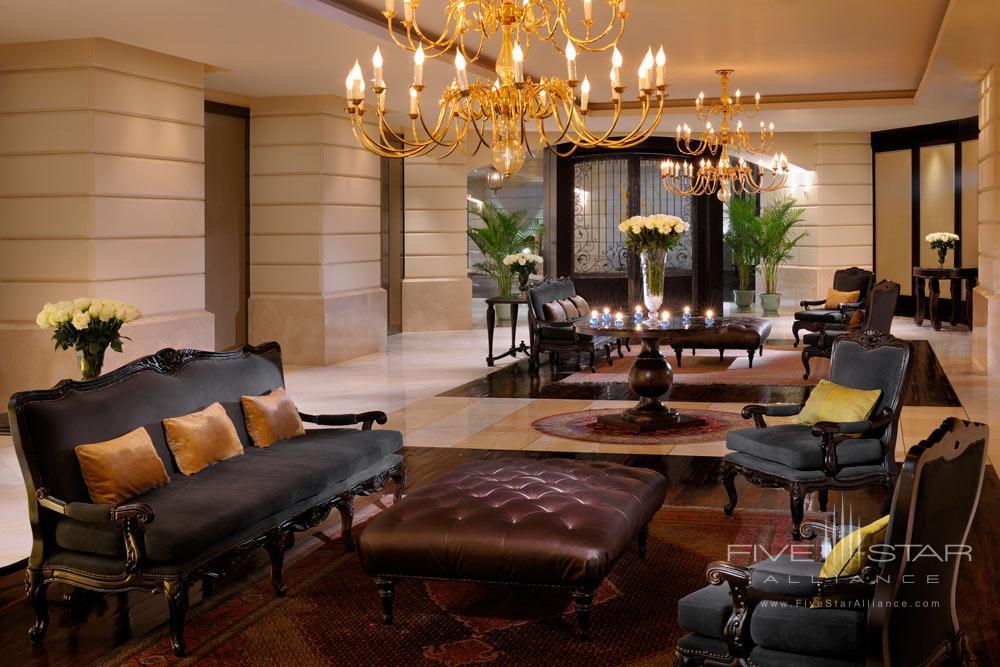 Lobby and Lounge at Tower Club at LebuaThailand