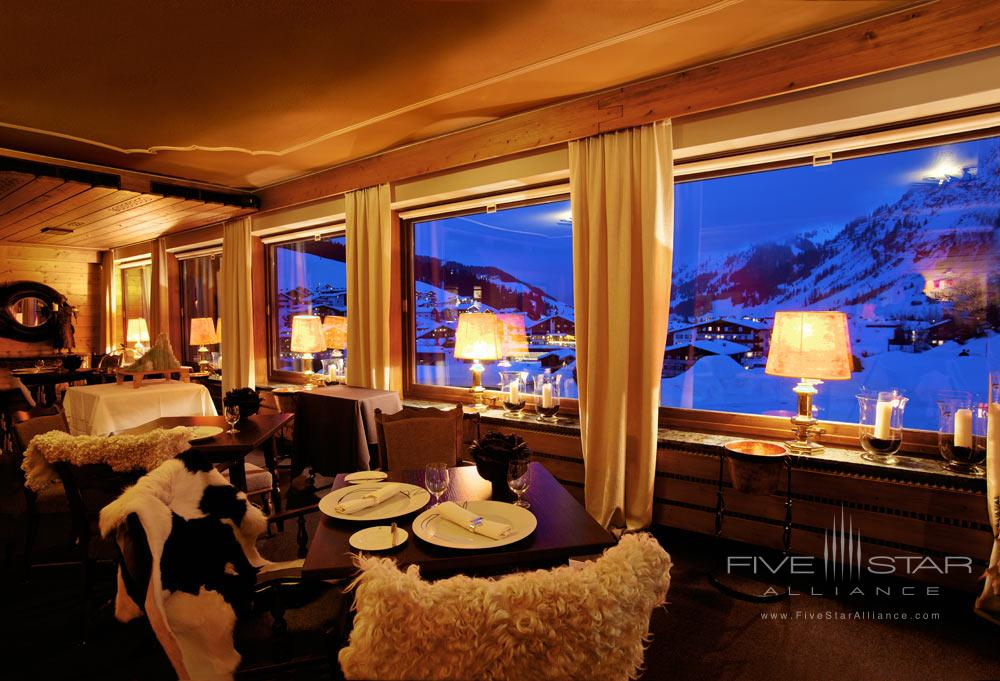Dining with Views at The Kristiania LechAustria