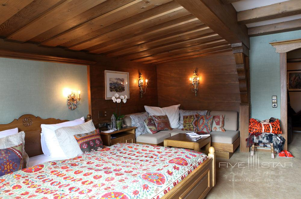 Guest Room at The Kristiania LechAustria