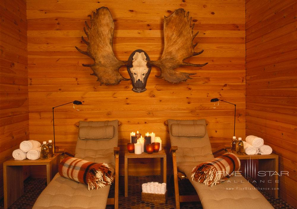 Massage Room at The Kristiania LechAustria