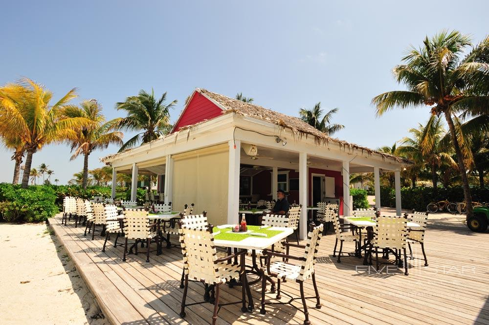 Teasers Tiki Bar at Old Bahama Bay Resort, West End, Grand Bahama Island, Bahamas