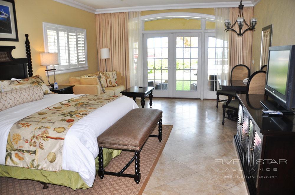 Pool View JR Suite at Old Bahama Bay Resort, West End, Grand Bahama Island, Bahamas