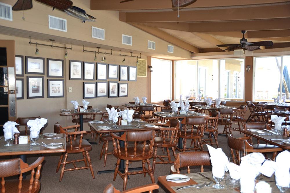 Dockside Grill at Old Bahama Bay Resort, West End, Grand Bahama Island, Bahamas