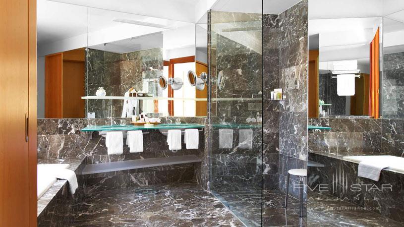 Marble Bath at The Marques De Riscal Hotel
