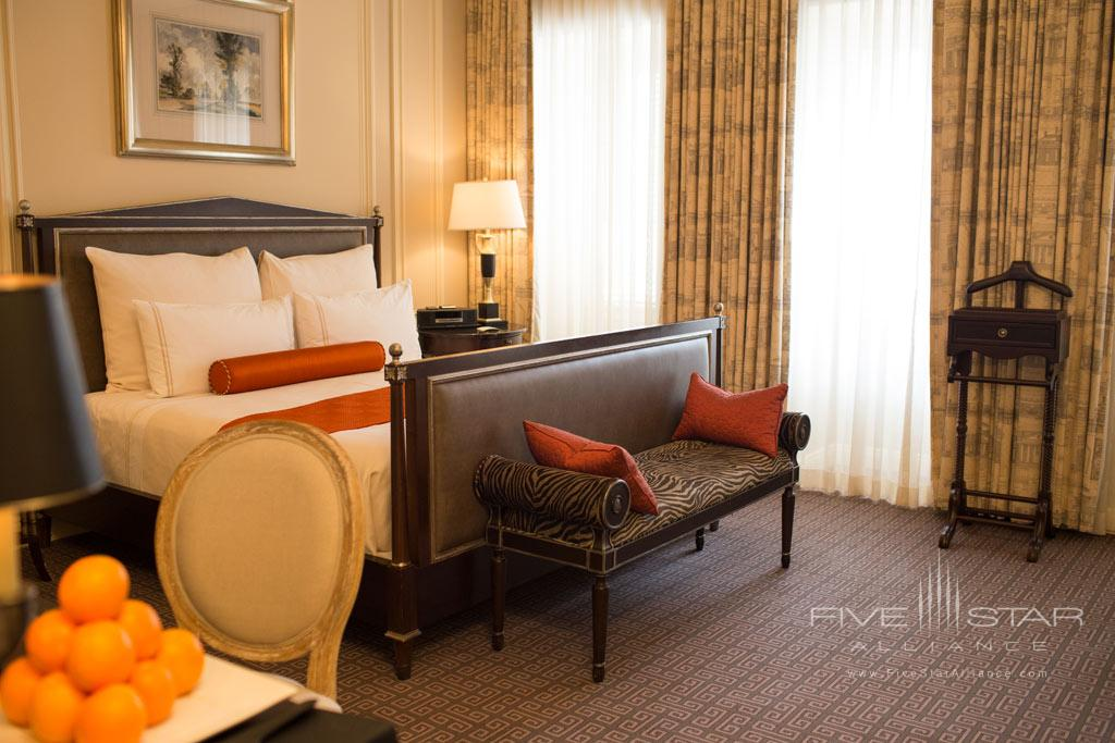Deluxe King Room at The Jefferson Washington DCUnited States