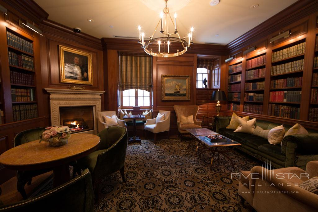 The Book Room at The Jefferson Washington DCUnited States