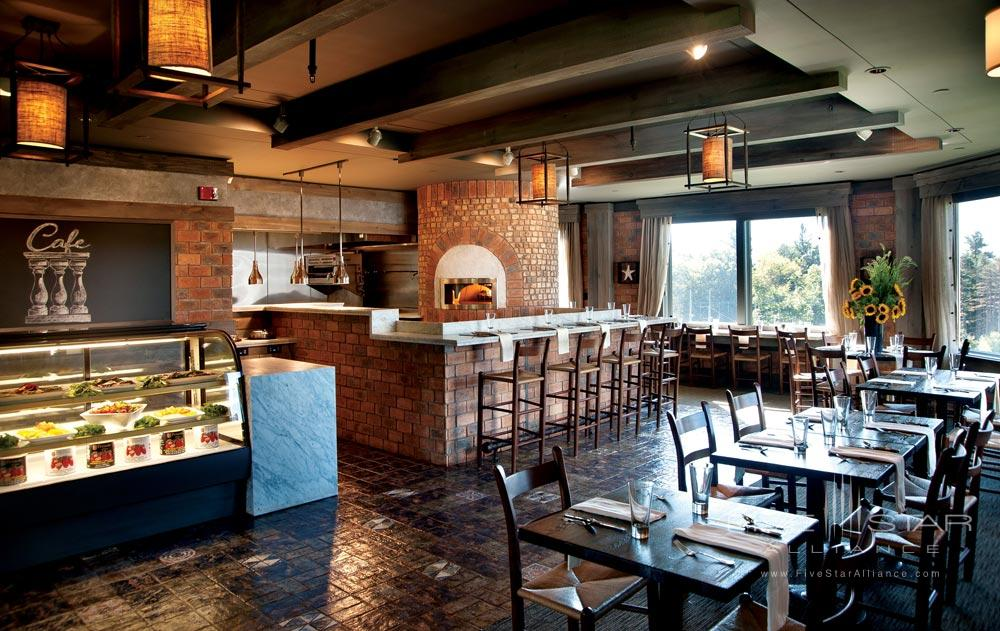 Cafe at Canyon Ranch Lenox
