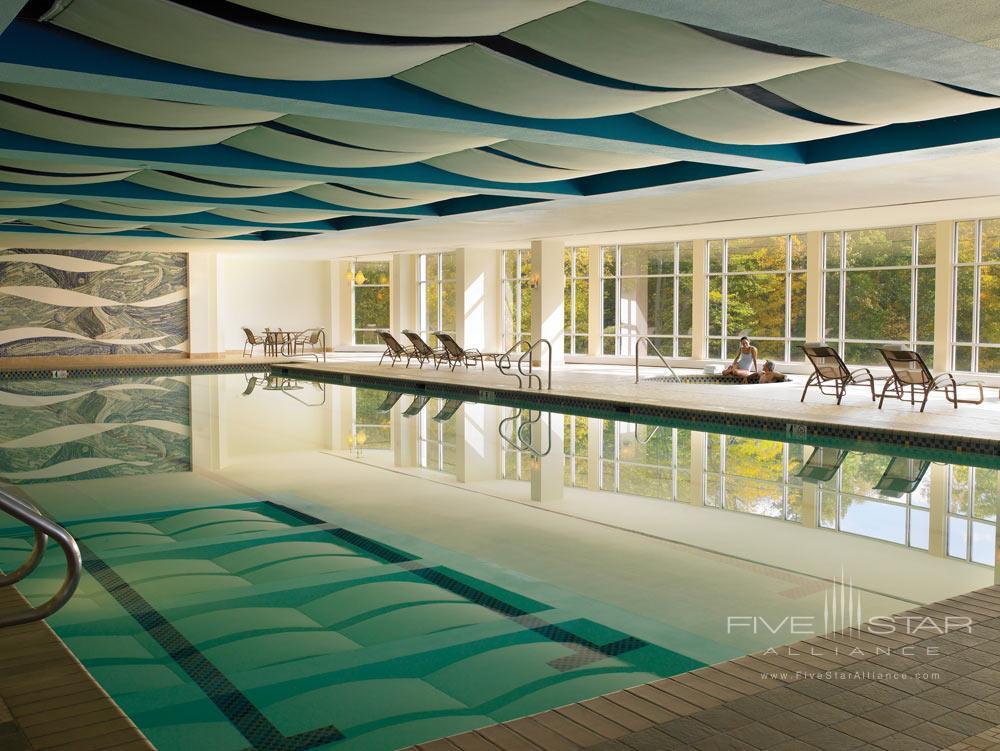Indoor Pool at Canyon Ranch Lenox