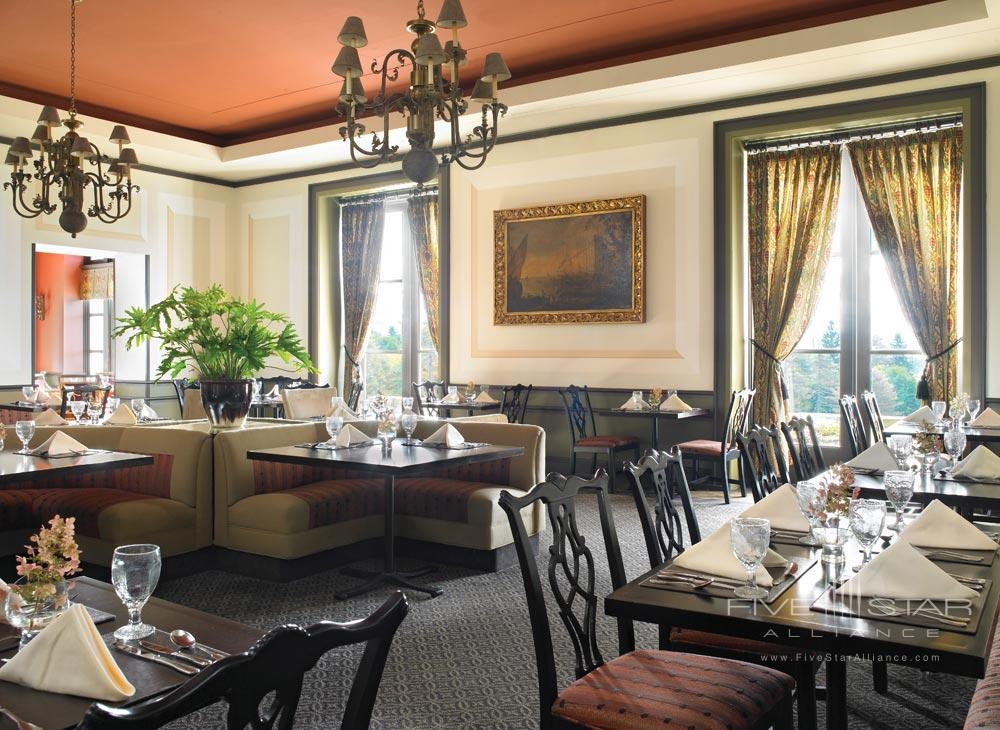 Main Dining Room at Canyon Ranch Lenox