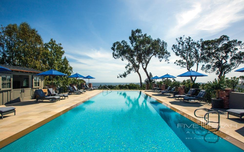 Pool at Belmond El Encanto
