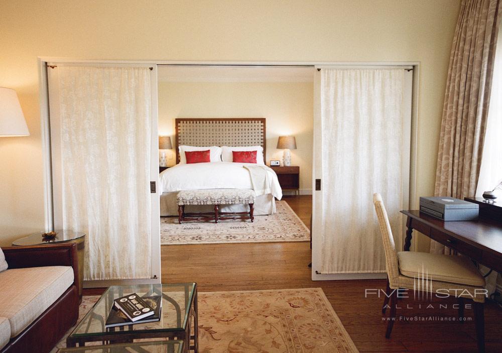 Suite Bedroom at Belmond El Encanto