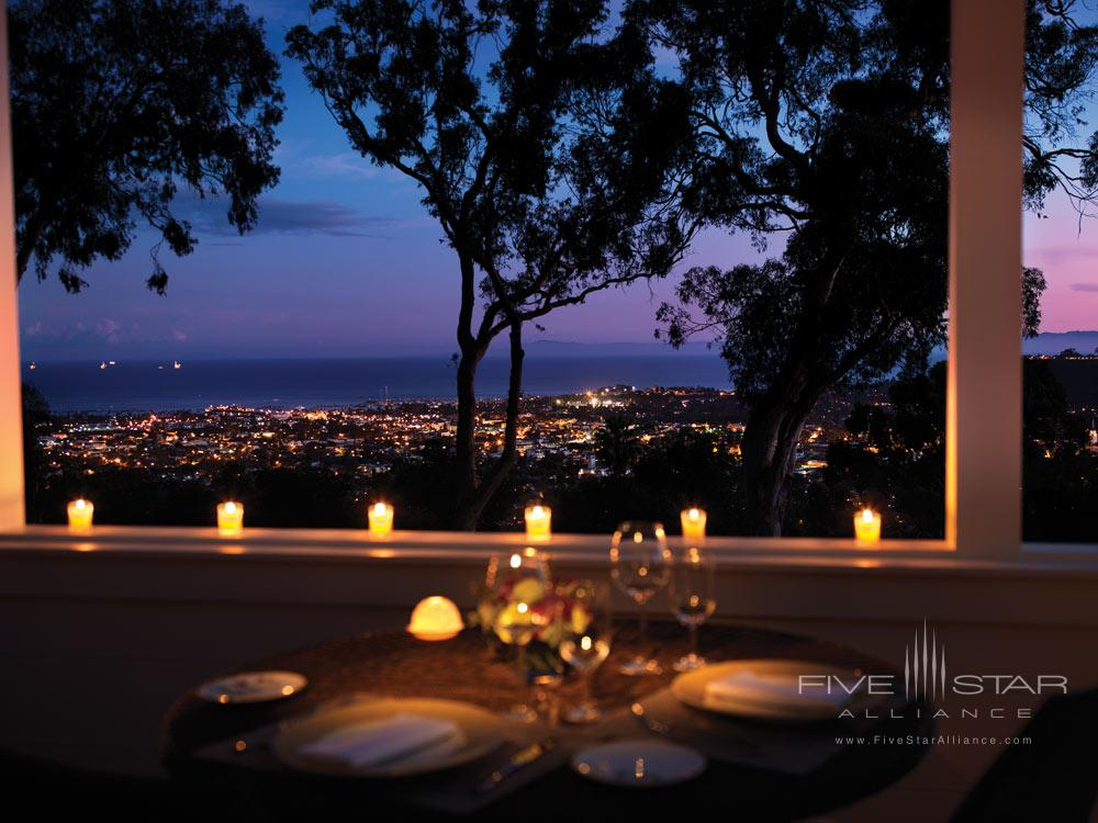 Exterior View from Terrace at Belmond El Encanto