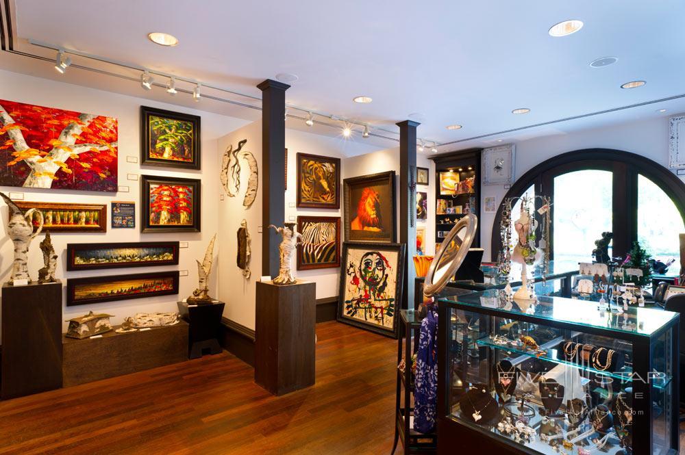 Gallery at The Mansion on Forsyth Park, Savannah, GA