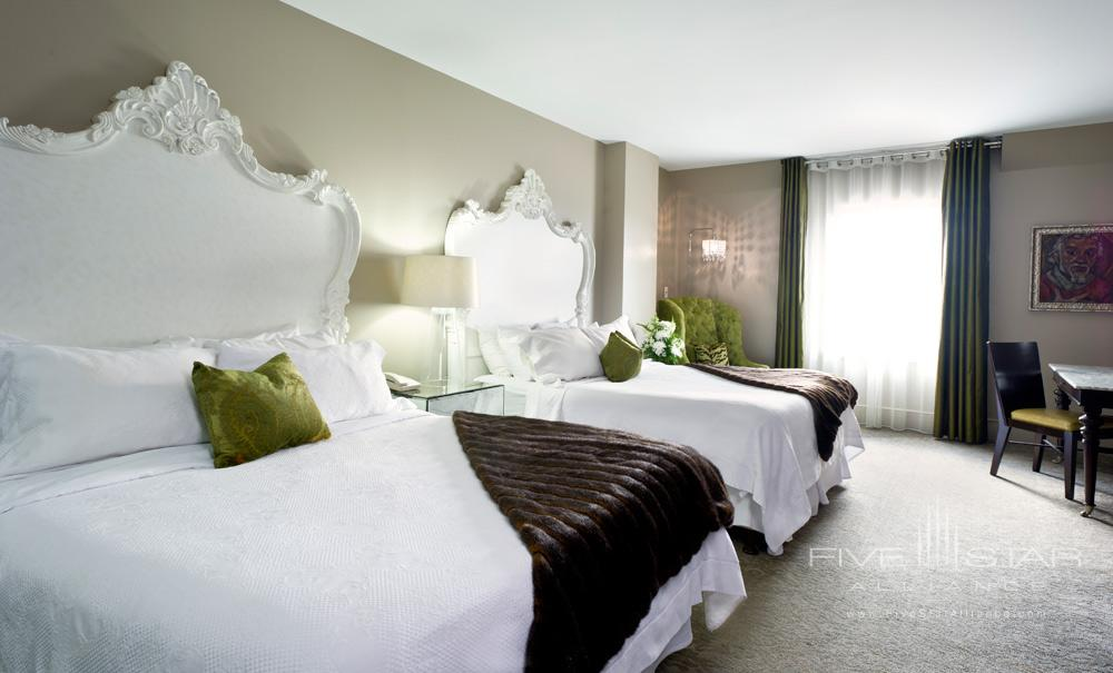 Double Queen Guest Room at The Mansion on Forsyth ParkSavannahGA