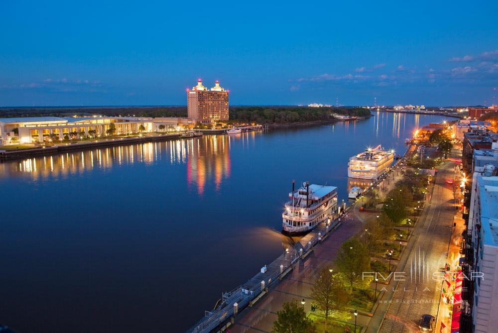 Luxury Hotels In Savannah Ga