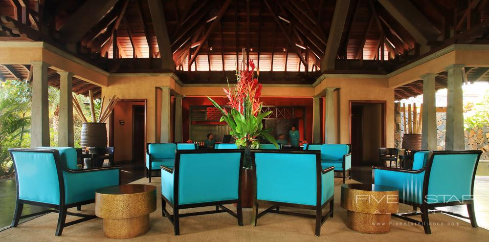 Maradiva Villas Resort and Spa LobbyMauritius