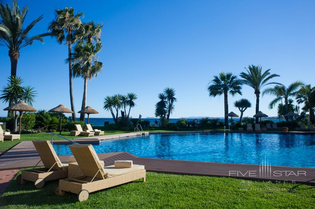 Views at Healthouse Las Dunas, Malaga, Spain