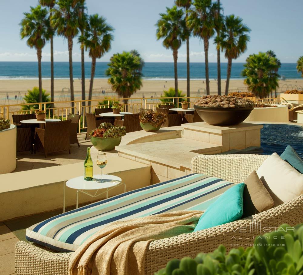Loews Santa Monica Beach HotelCA