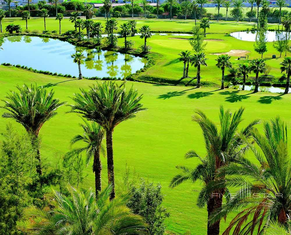 Golf at Gran Hotel Bahia Del Duque Resort