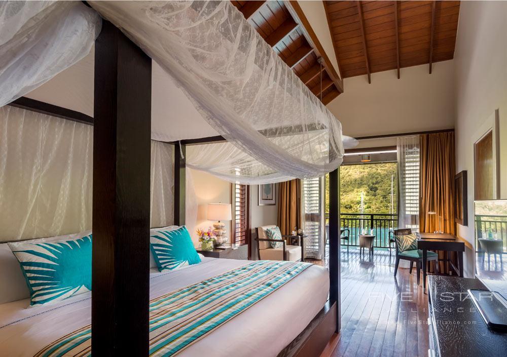 Guestroom at Capella Marigot Bay ResortSt. Lucia, West Indies
