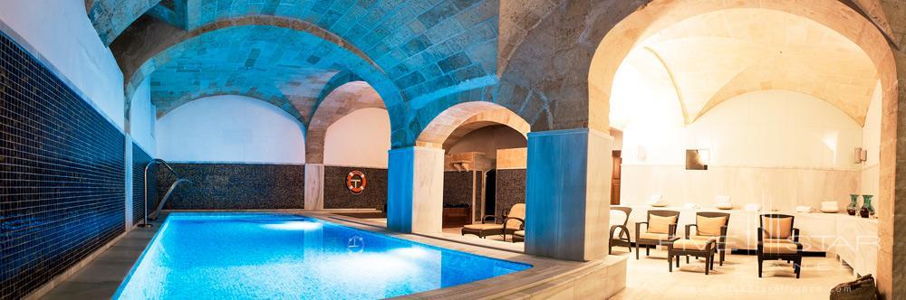 Spa at Son Julia Country House Hotel, Llucmajor, Baleares, Spain