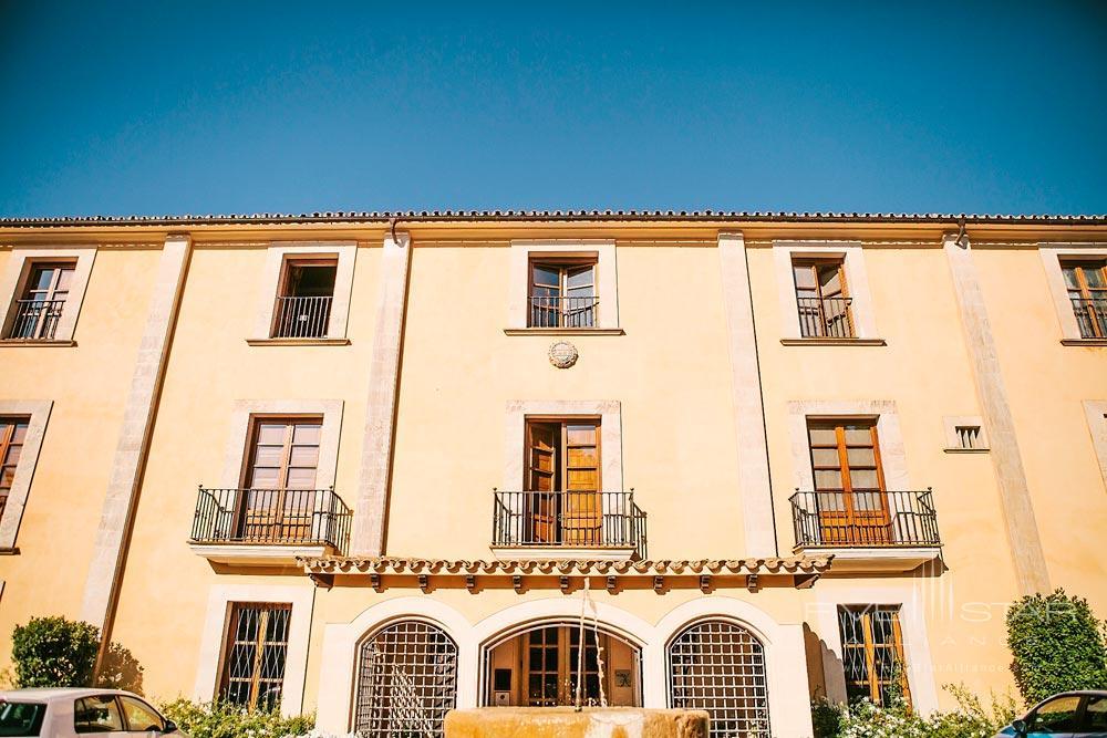 Exterior of Son Julia Country House Hotel, Llucmajor, Baleares, Spain