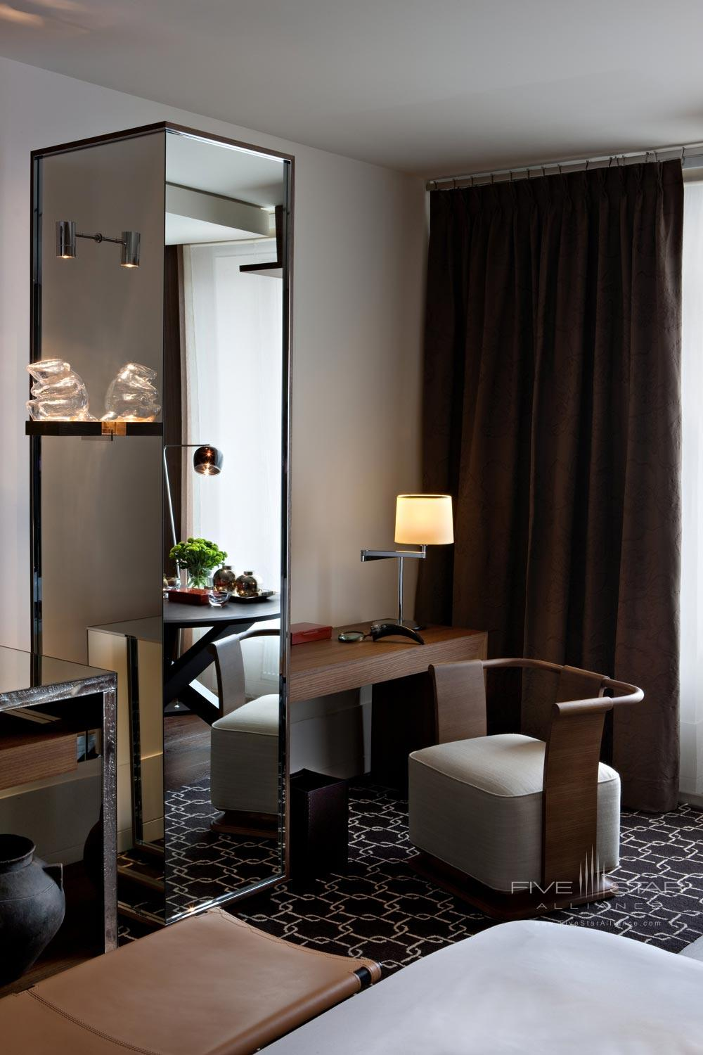 Park Guest Room Working Area at Ararat Park Hyatt Moscow, Moscow, Russia
