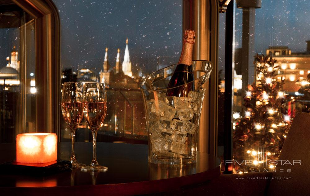 New Year Celebration at Ararat Park Hyatt Moscow, Moscow, Russia