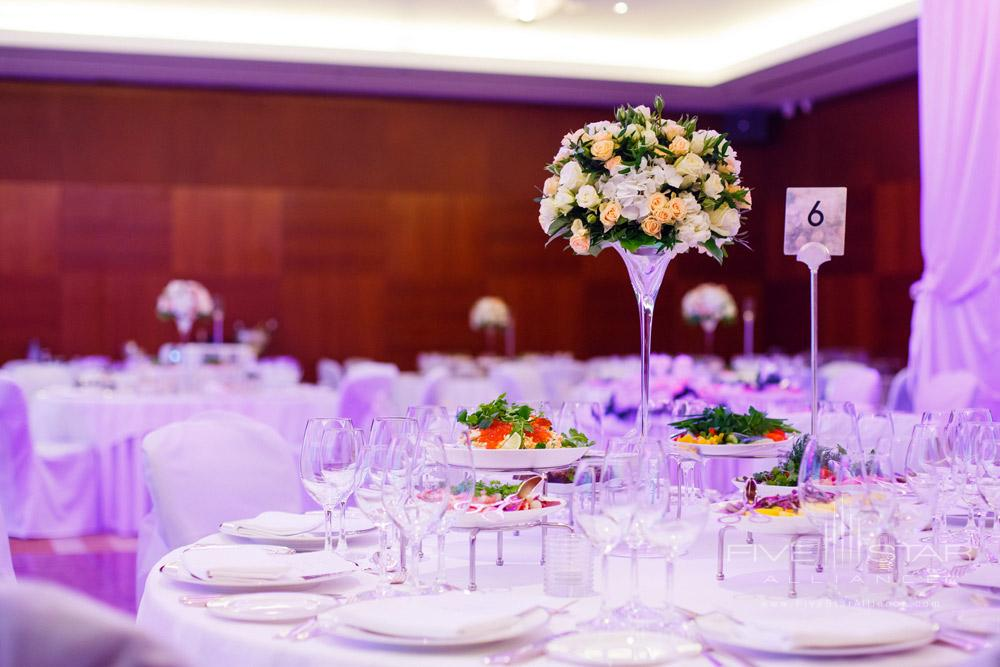 Weddings and Event Space at Ararat Park Hyatt Moscow, Moscow, Russia