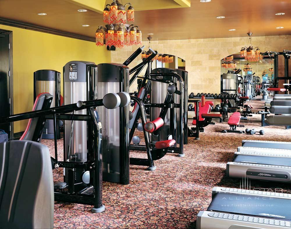 Fitness Center at Hotel Zaza Dallas, Texas