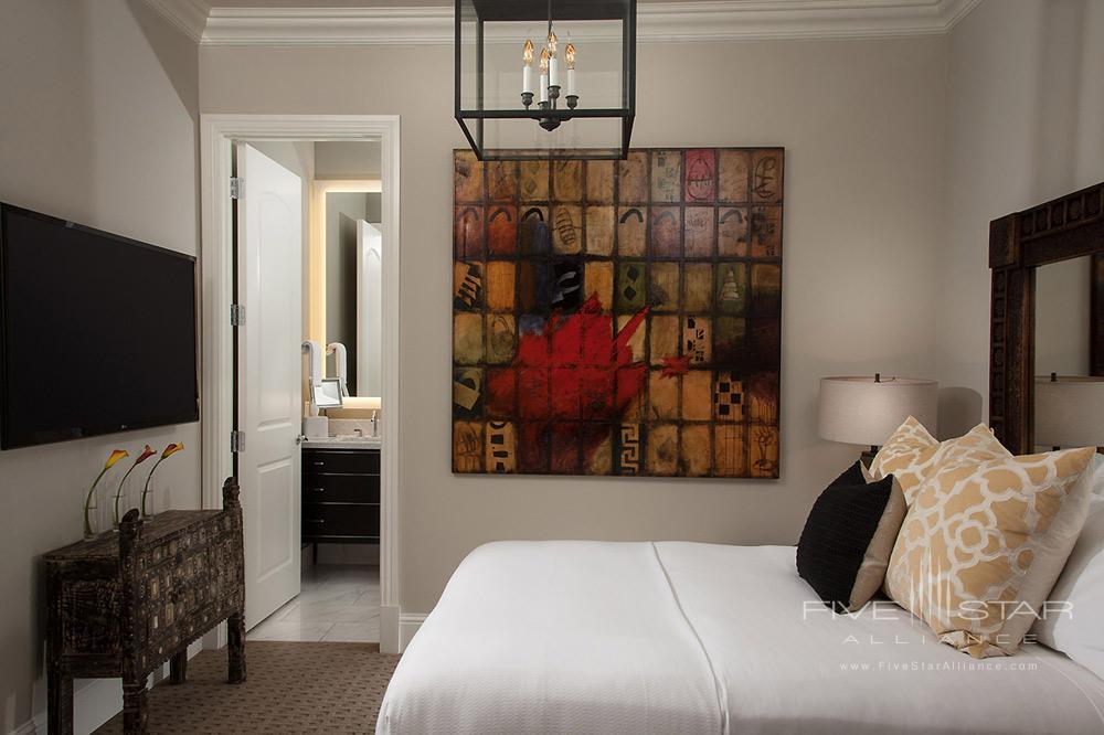 Bungalow Room Number 8 at Hotel Zaza DallasTexas
